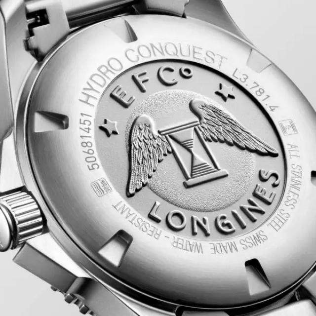 Longines Hydroconquest 41 mm L3.781.4.56.6