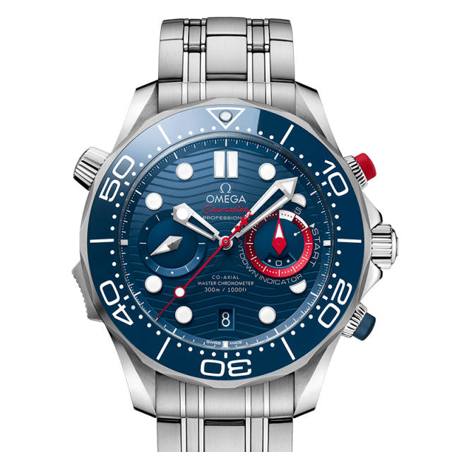 OMEGA SeaMaster 300m Chrono America's Cup Edition 210.30.44.51.03.002